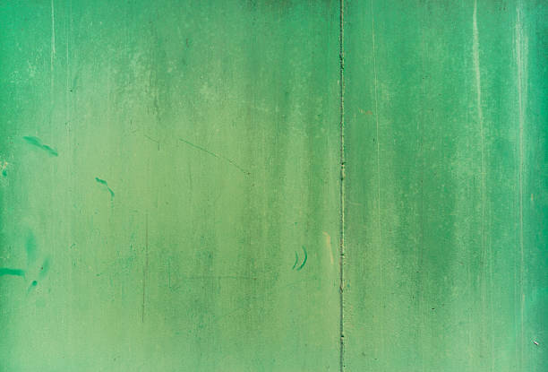 stahl grünem hintergrund - patina farbe stock-fotos und bilder