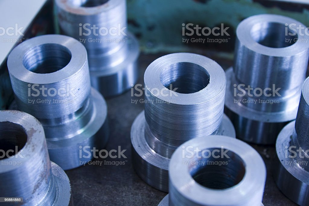 steel ingot royalty-free stock photo