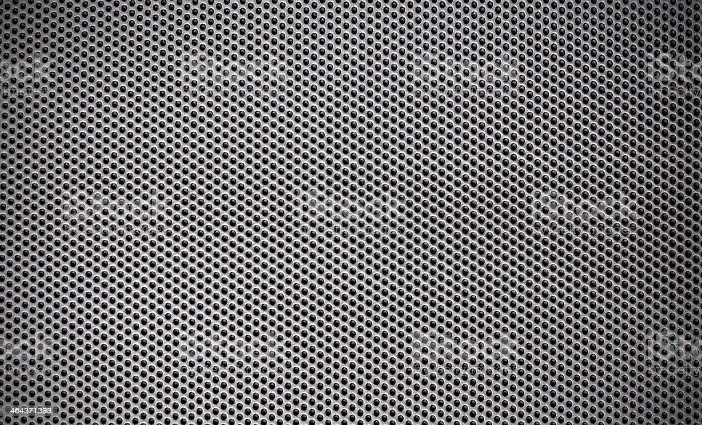 Steel mesh screen stock photo