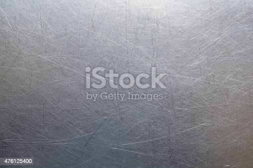 istock Steel Metal background texture 476125400