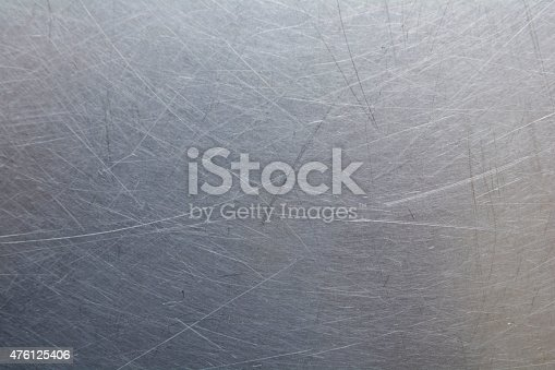 istock Steel Metal background texture 476125406