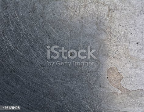 istock Steel Metal background texture 476125428