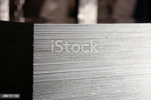 istock Steel mold 486701152