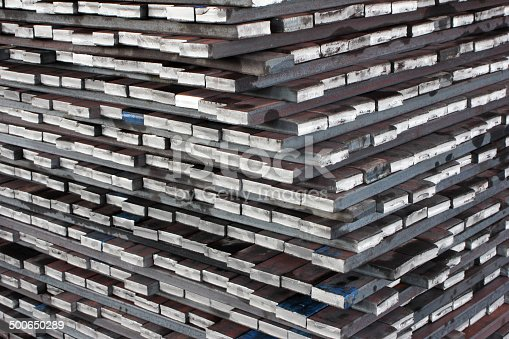 istock steel mold 500650289