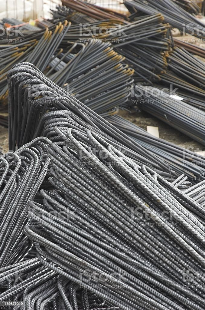 Steel royalty-free stock photo