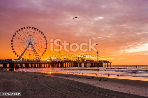 Steel Pier - Atlantic City, New Jersey