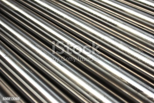 istock Steel pipe 536813093