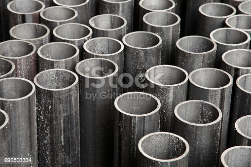 istock Steel Pipe 692503334