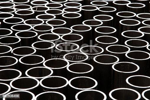 istock Steel Pipe 692506456
