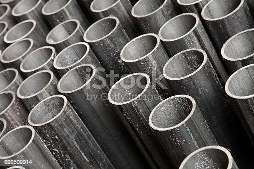 687475318 istock photo Steel Pipe 692509914