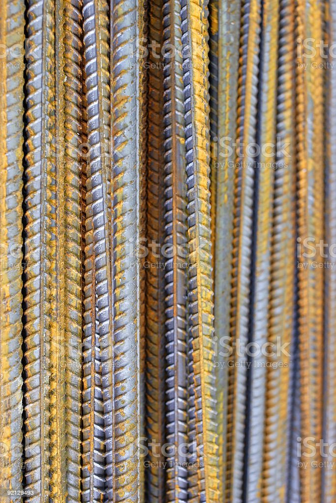 steel pipe royalty-free stock photo