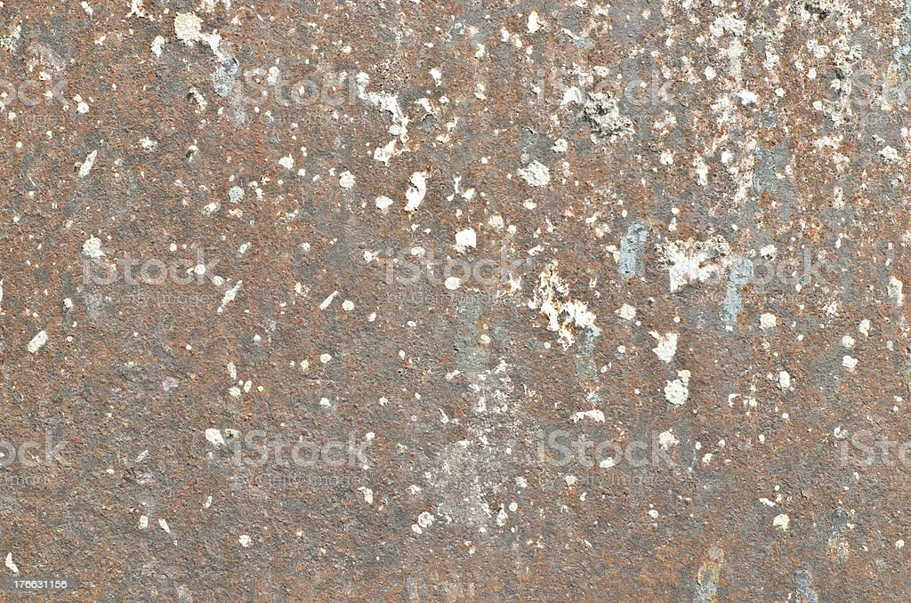 Steel plate rusty surface for background user royalty-free stock photo