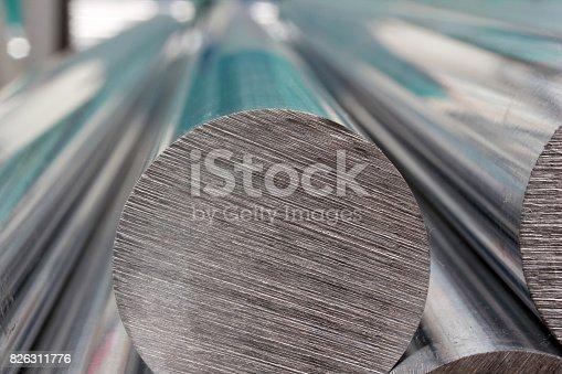 istock Steel Profiles 826311776