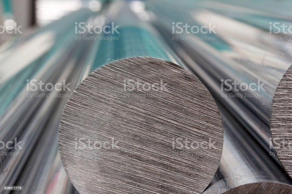 Steel Profiles - foto stock