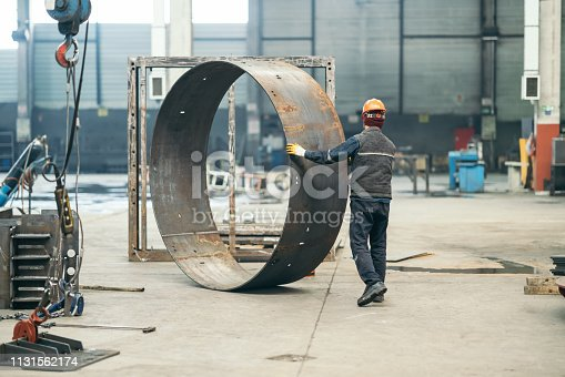Steel Seamless Rolled Ring Forging
