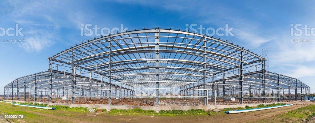Stahlkonstruktion-workshop – Foto