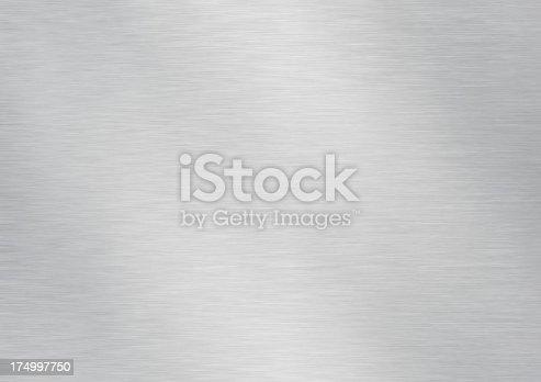 istock Steel Texture 174997750
