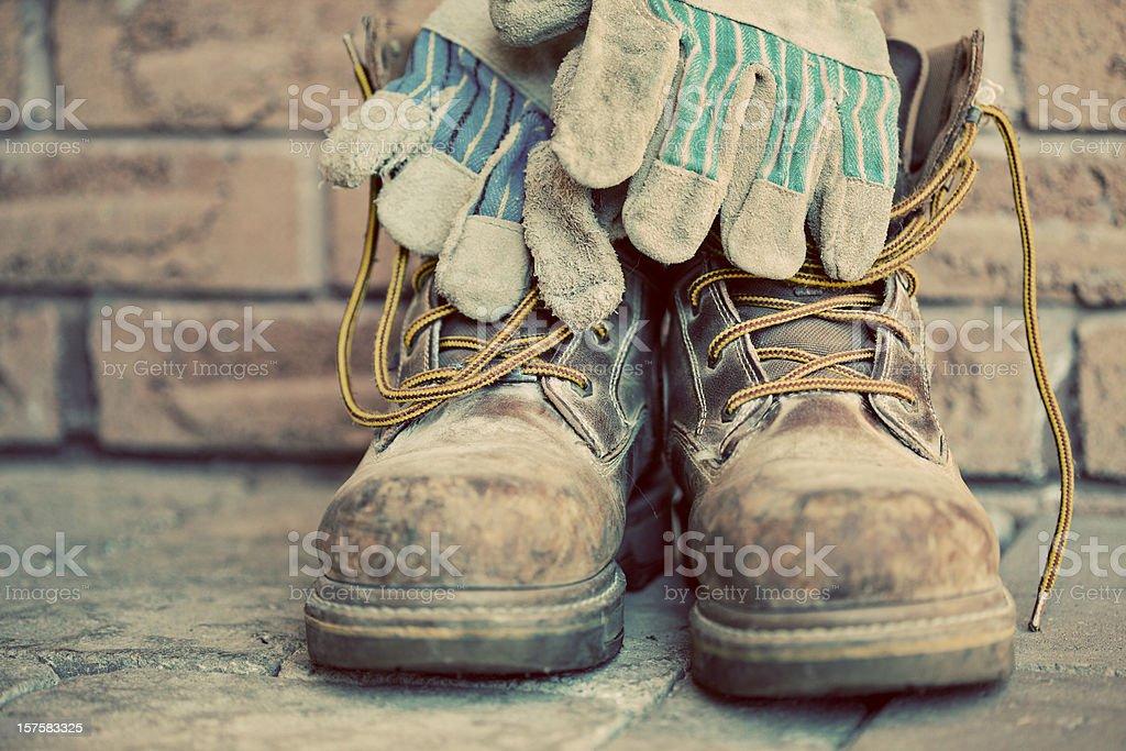 Chaussures Bout Acier - Photo