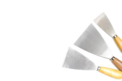 Steel trowel