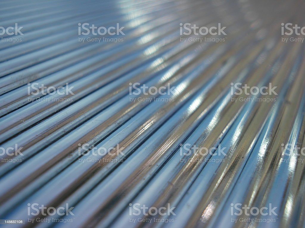 Steel waves royalty-free stock photo