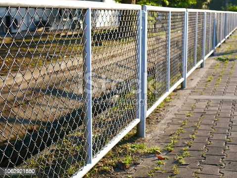 Fence, Steel, Iron - Metal,  Fence, Metal, Steel, Wire