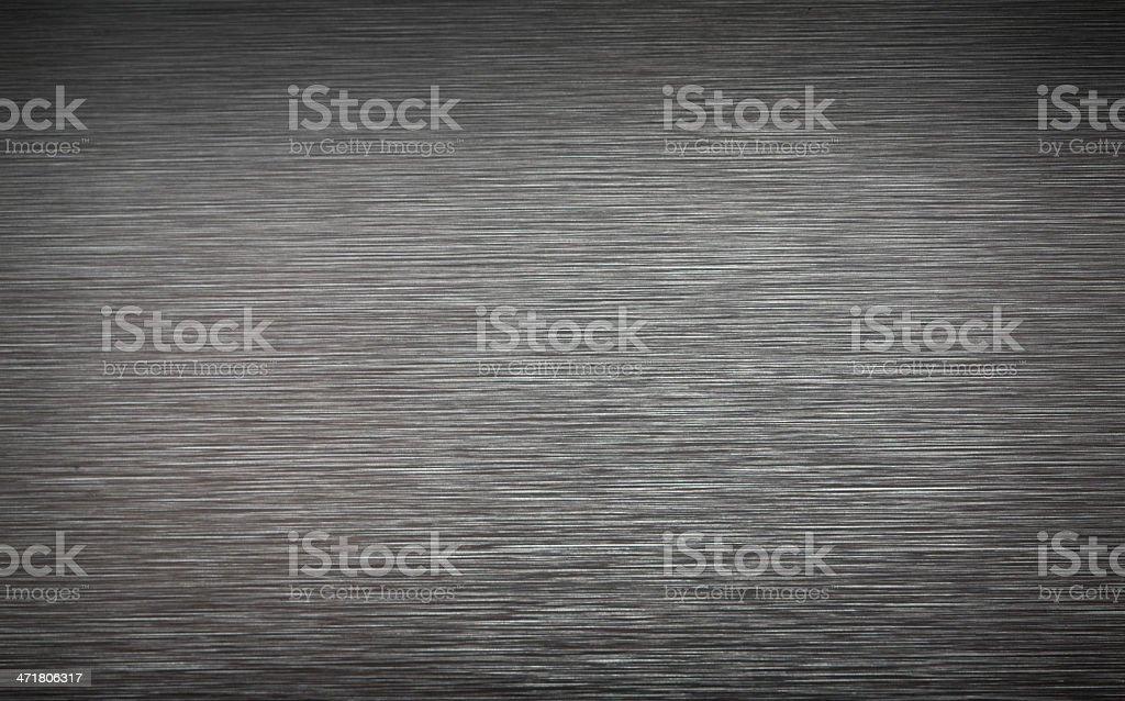 Steel/brushed aluminium/metal background royalty-free stock photo