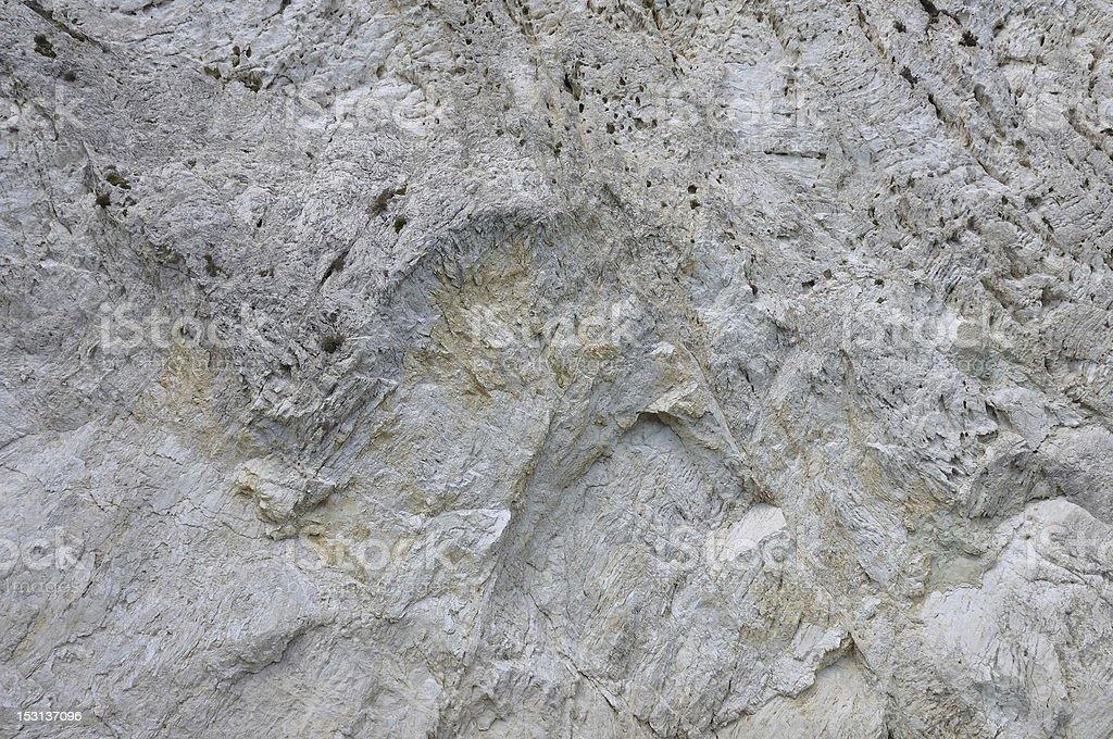 steep mountain cliff royalty-free stock photo