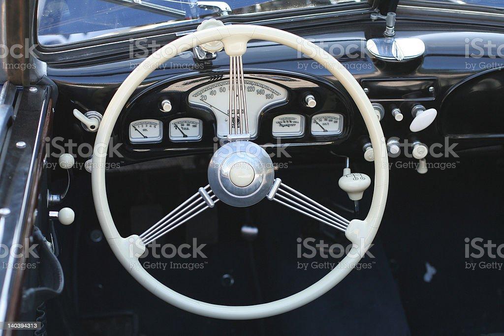 steering wheel stock photo