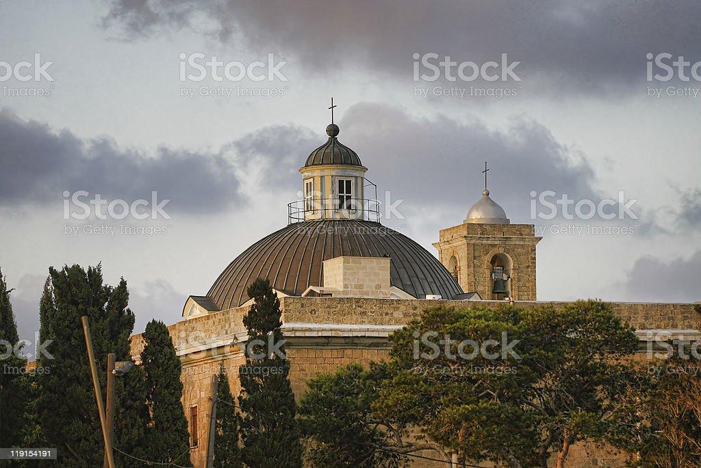 Stella Maris Carmelite Monastery Haifa Israel Stock Photo - Download