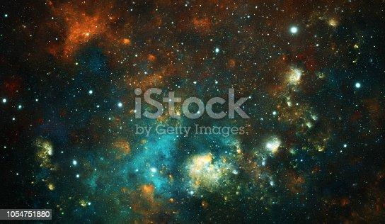Deep space stellar system