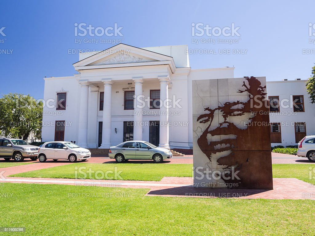 Stellenbosch stock photo