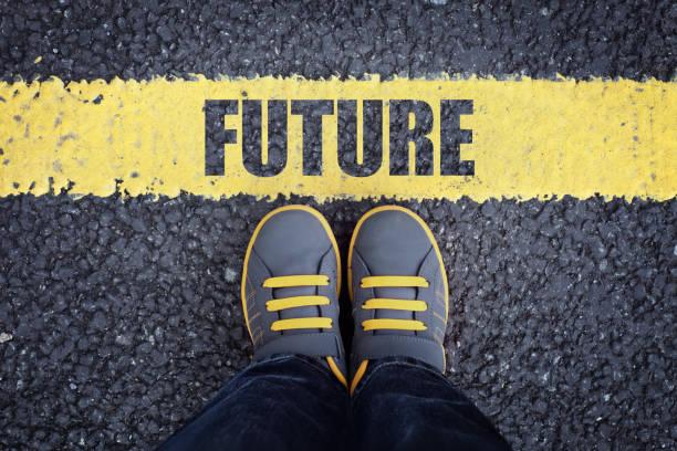 Ein Schritt in die Zukunft – Foto