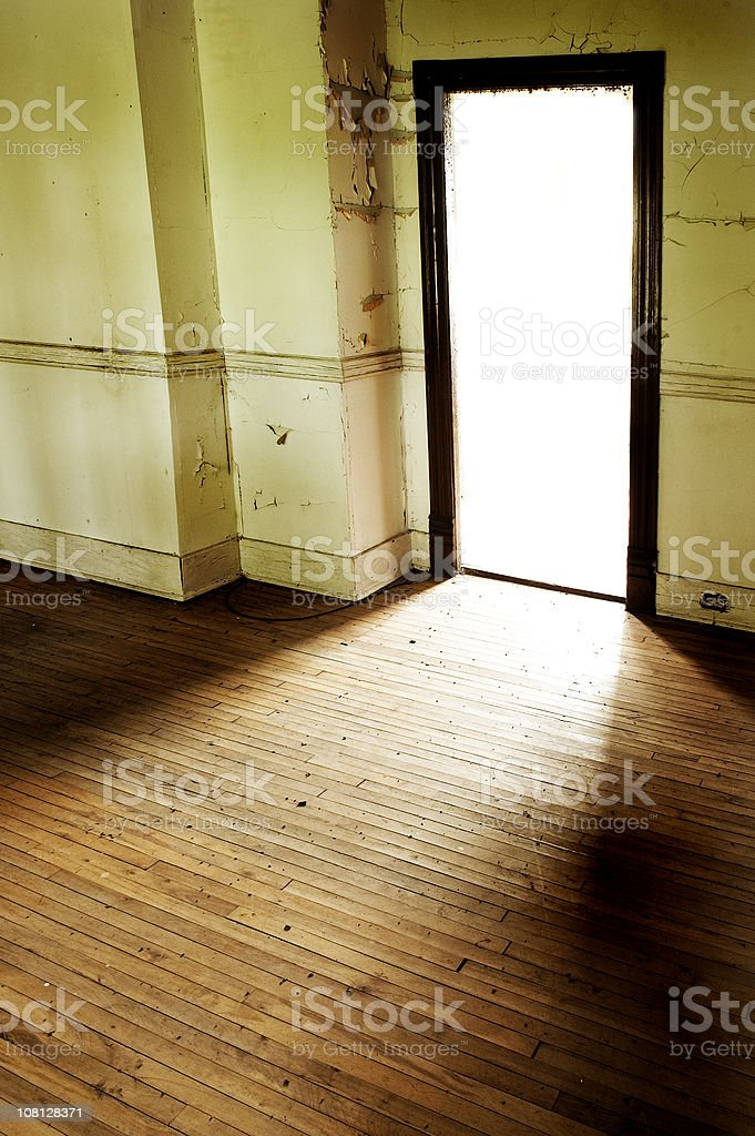 Step into the Light royalty-free stock photo