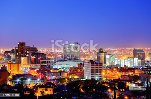 El Paso is a city in and the county seat of El Paso County, Texas, United States , and lies in West Texas