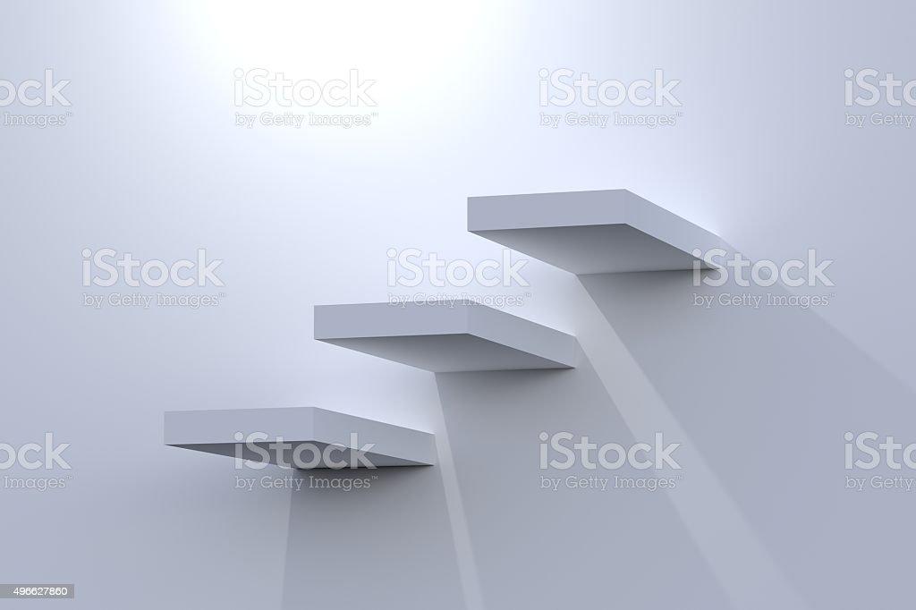 steps stock photo