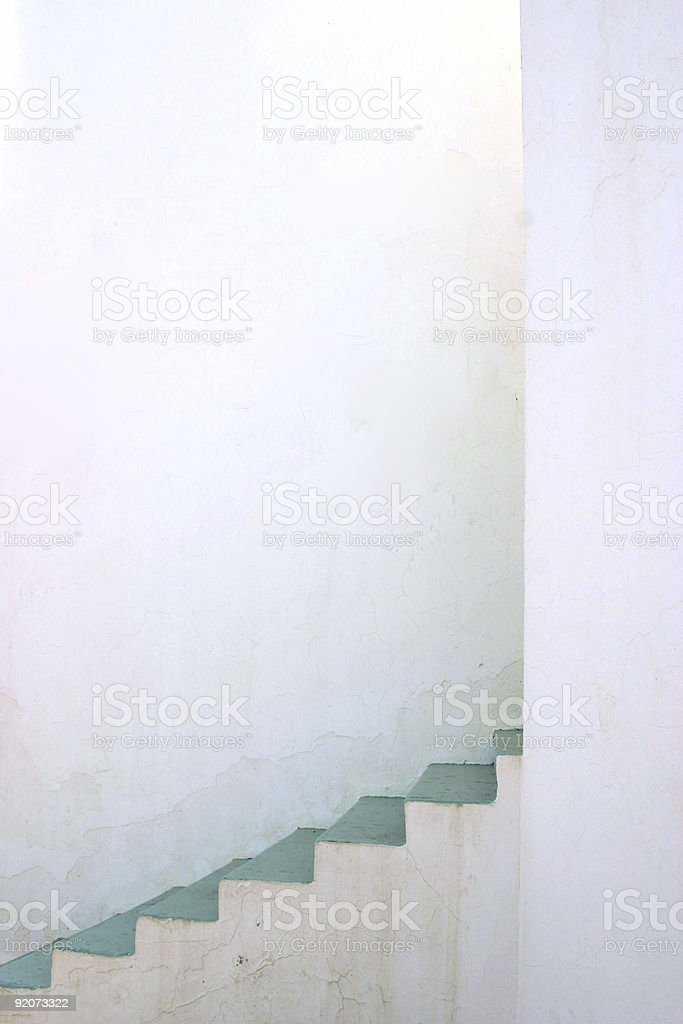 Steps royalty-free stock photo