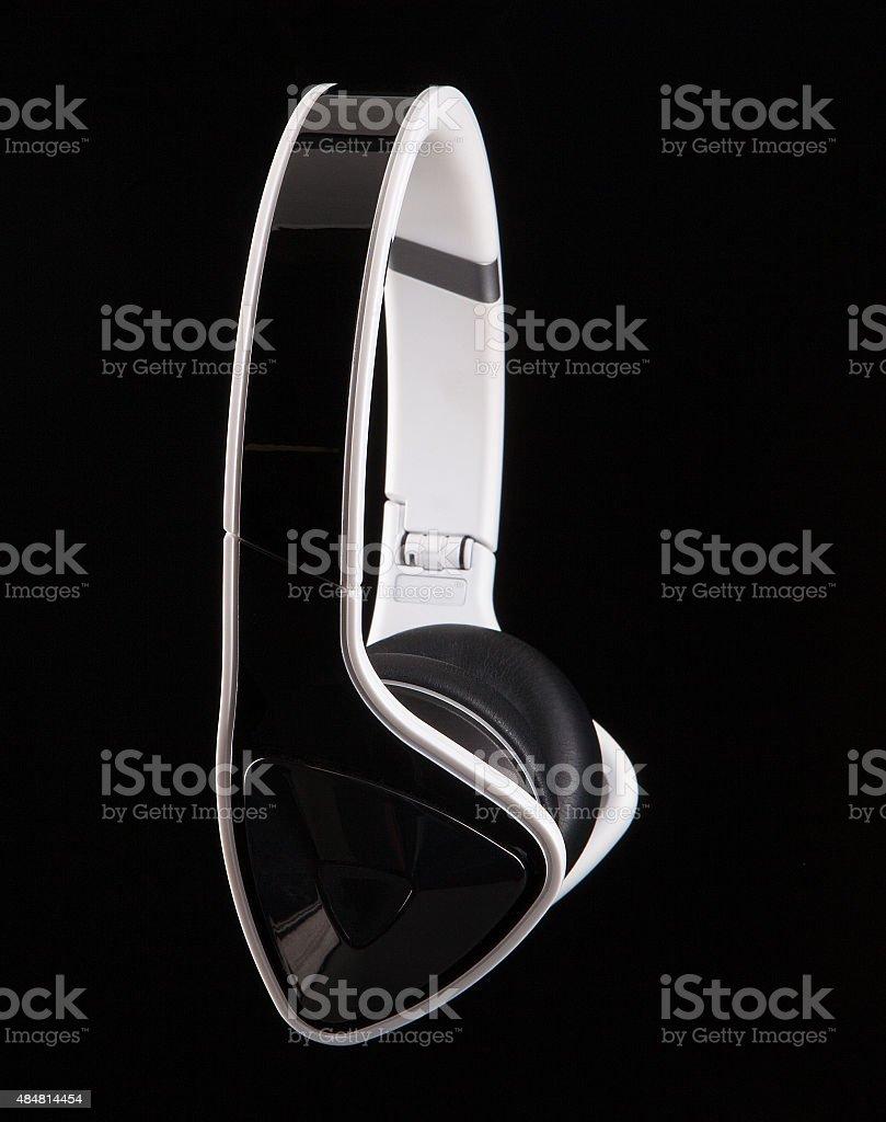 Stereo Headphones stock photo