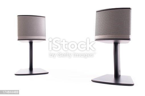 165853308istockphoto stereo loudspeakers 174844469