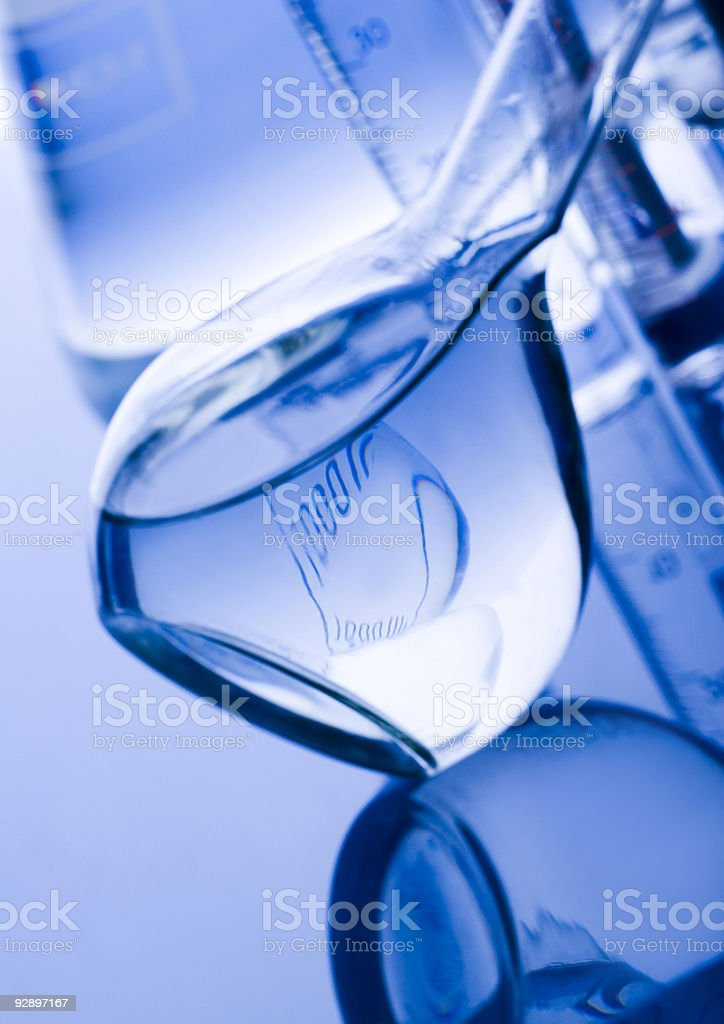 Sterile conditions royalty-free stock photo