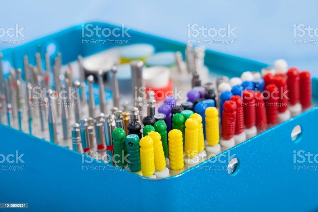 Sterile endodontic files – zdjęcie