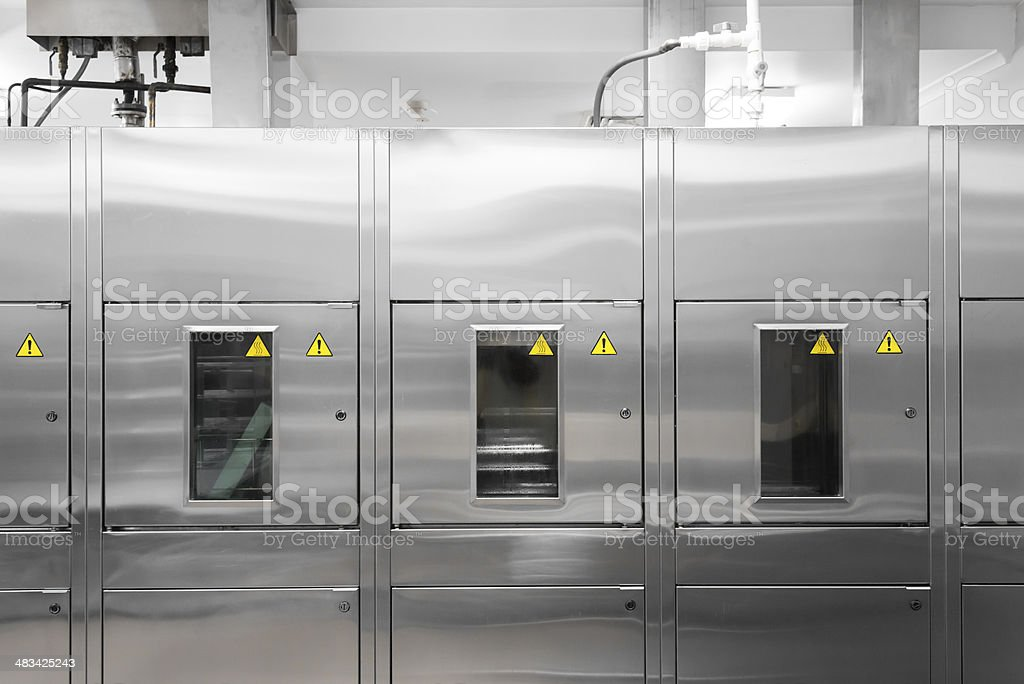 Steriliser stock photo