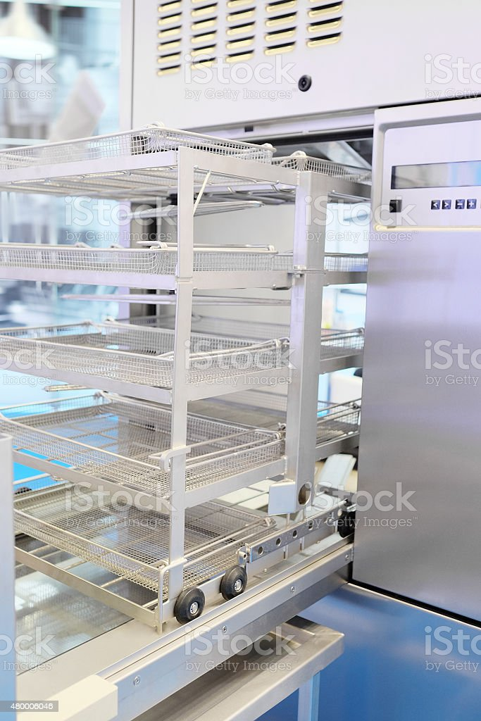 sterilizer stock photo