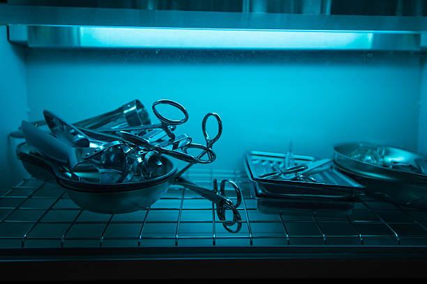 Sterilisierung medizinische Instrument – Foto