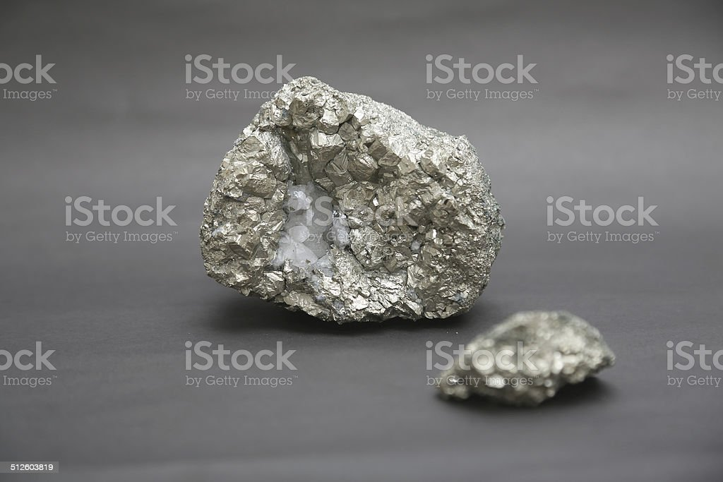 sterling silver stock photo