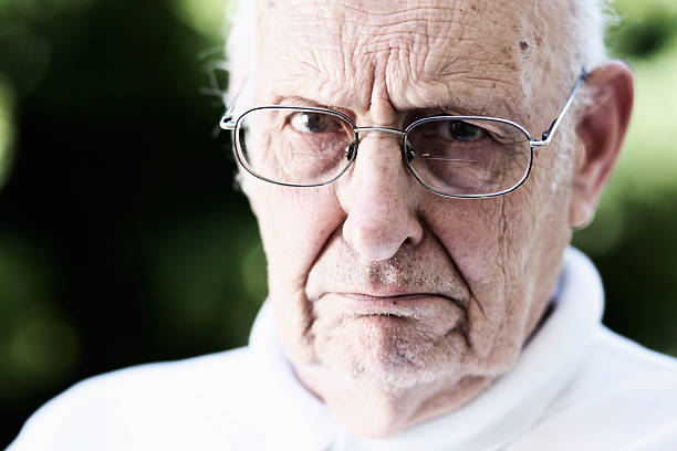 Image result for angry old man