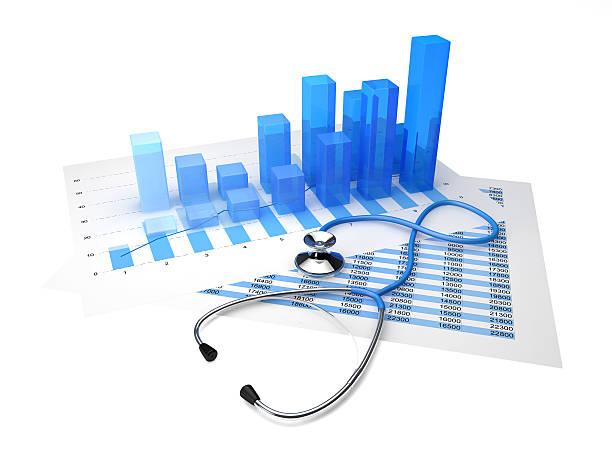 Stethoskop-Grafik – Foto