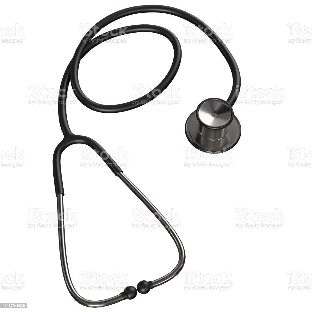 Stethoscope - foto stock