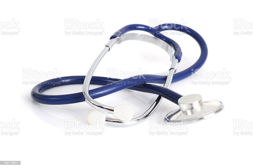 Stethoscope royalty-free stock photo