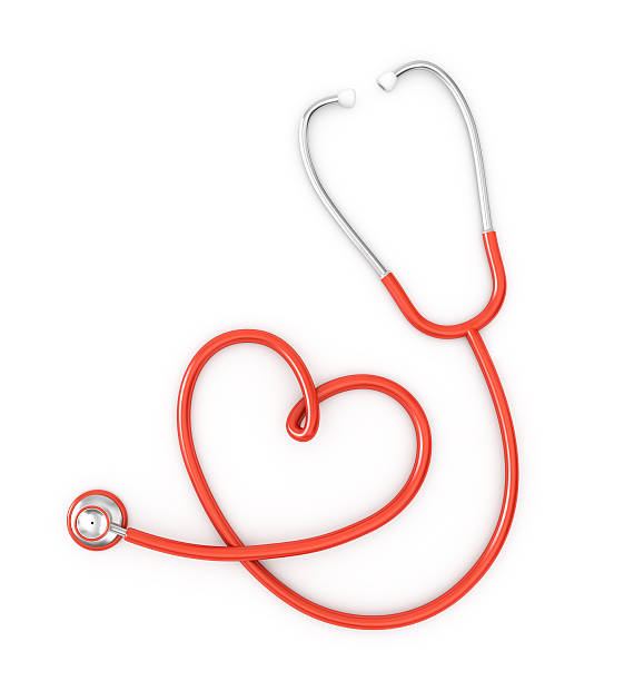 stethoscope - stethoscope stock pictures, royalty-free photos & images