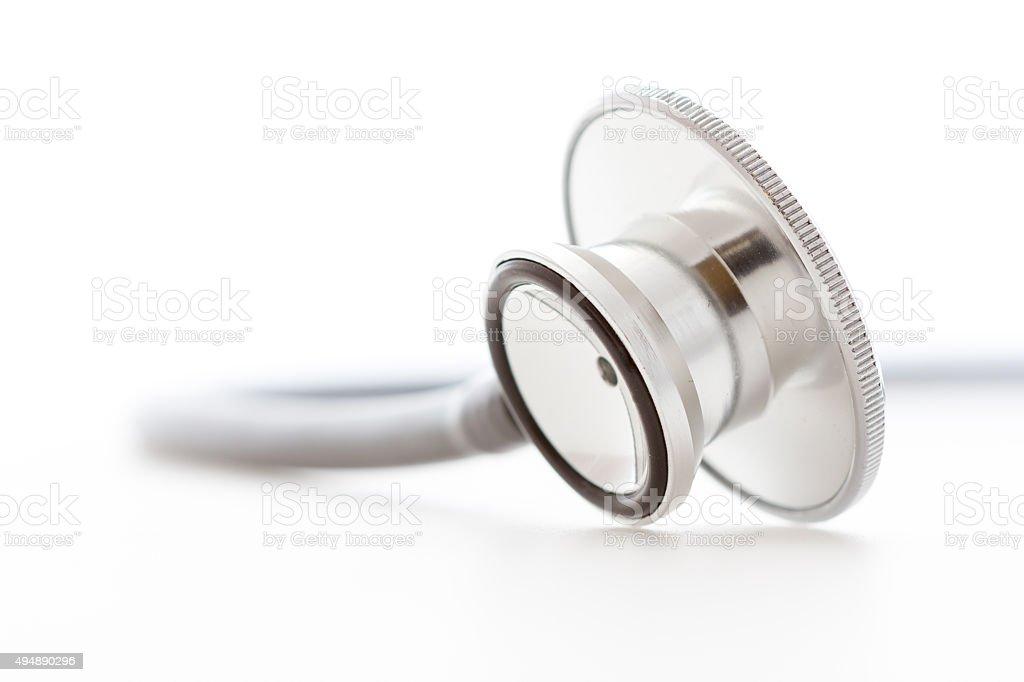 Stethoscope stock photo